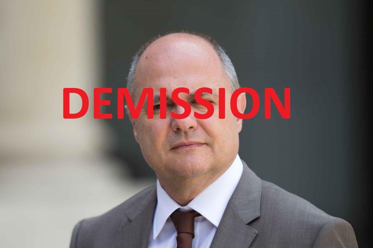 leroux démission