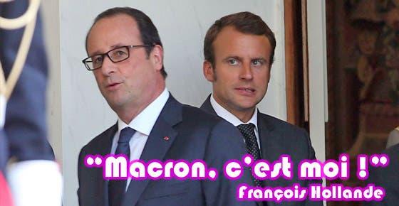 Sur la Piste Sinueuse du jésuite - Page 3 Macron-c-est-moi