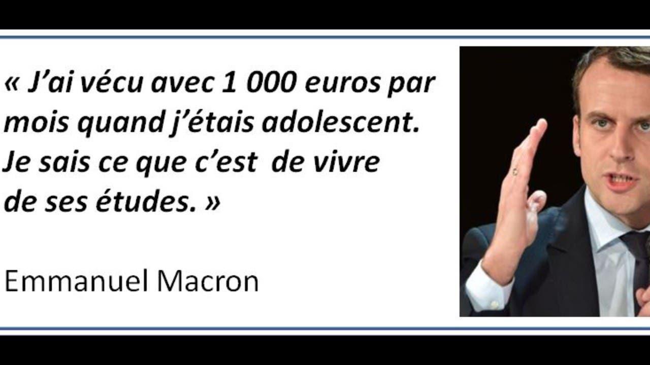 macron euros