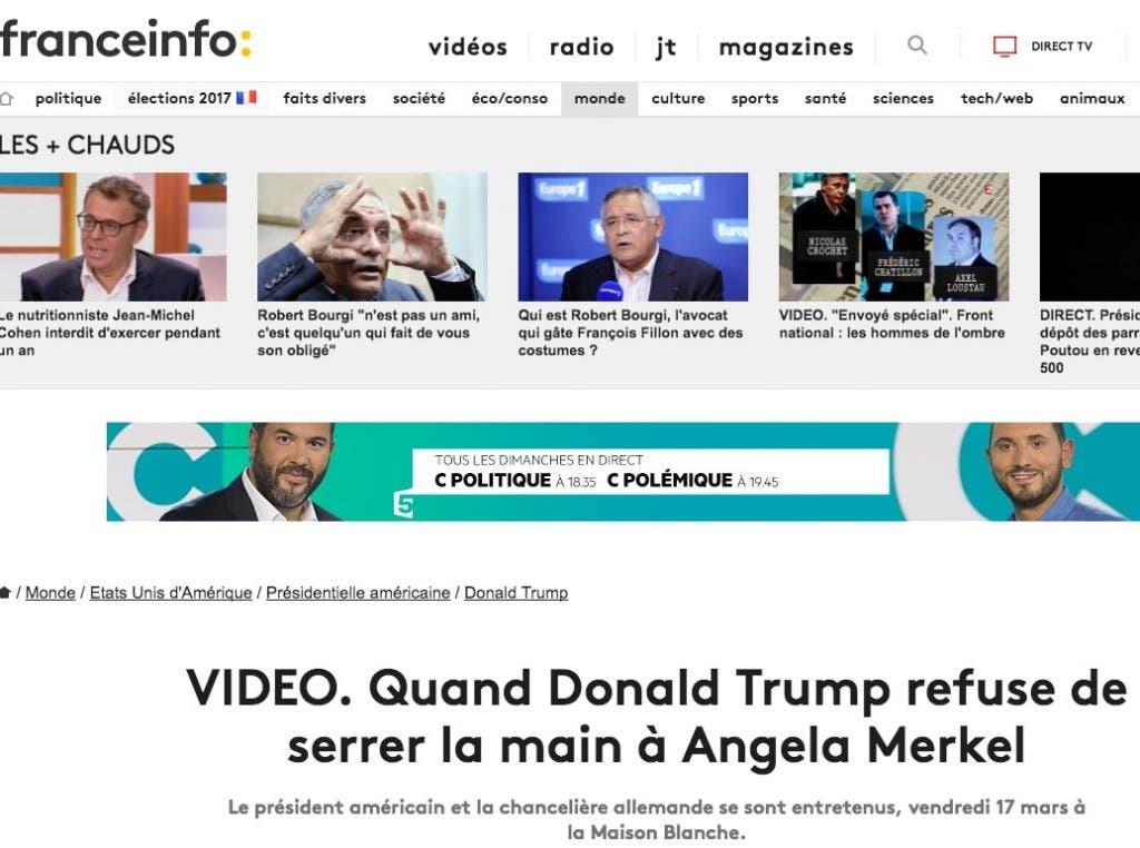 trump france tv