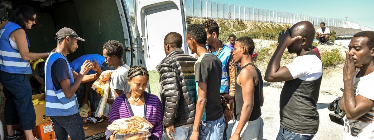 aide migrant