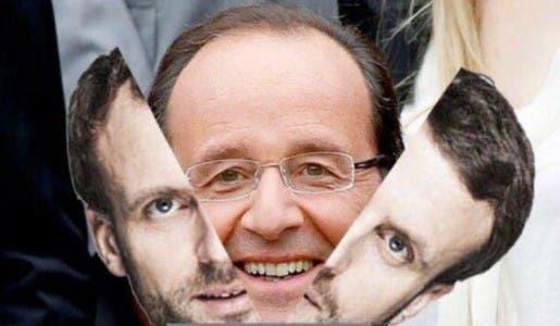 96% des Français rejettent Hollande et pourtant on est sur le point d'élire François Macron