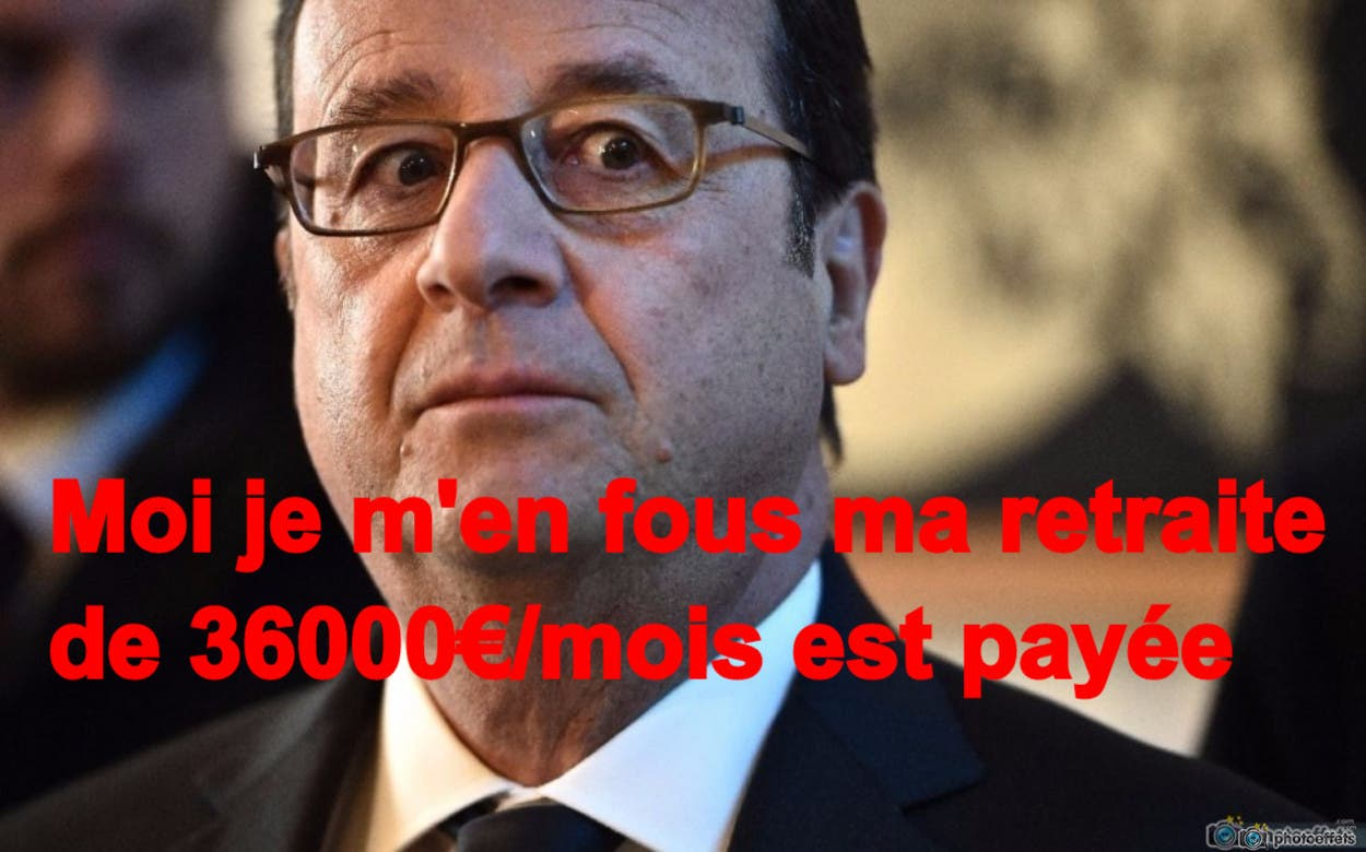 hollande faillite
