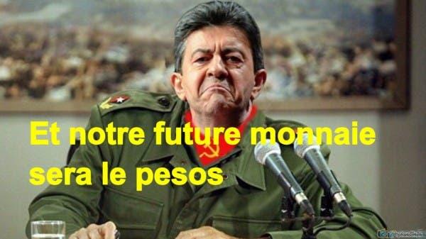 Mélenchon sortira de l'Europe pour rentrer la France dans l'Alliance Bolivarienne avec le Venezuela