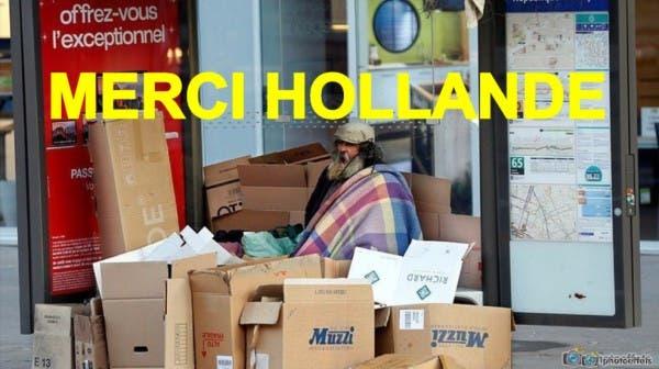 Partout dans le mondes la classe moyenne s'est enrichie sauf dans la France de Hollande