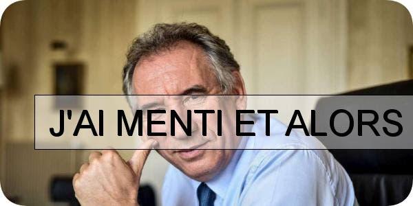 bayrou ministre