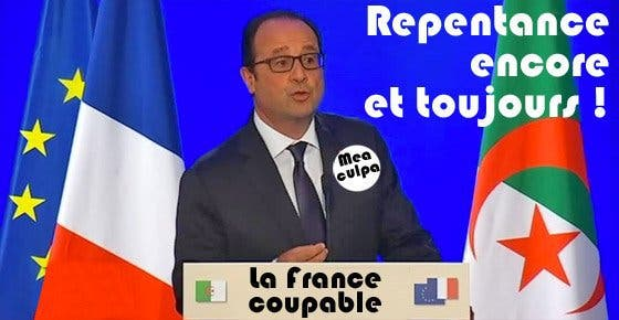 hollande repentance