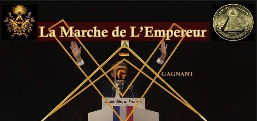 macron empereur