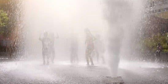 geyser sauvage