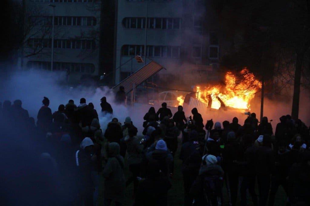 émeute banlieue
