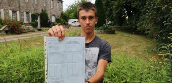 Manche : il a 18,34 de moyenne au bac mais est recalé à la fac à cause du tirage au sort mise en place par Najat Belkhacem