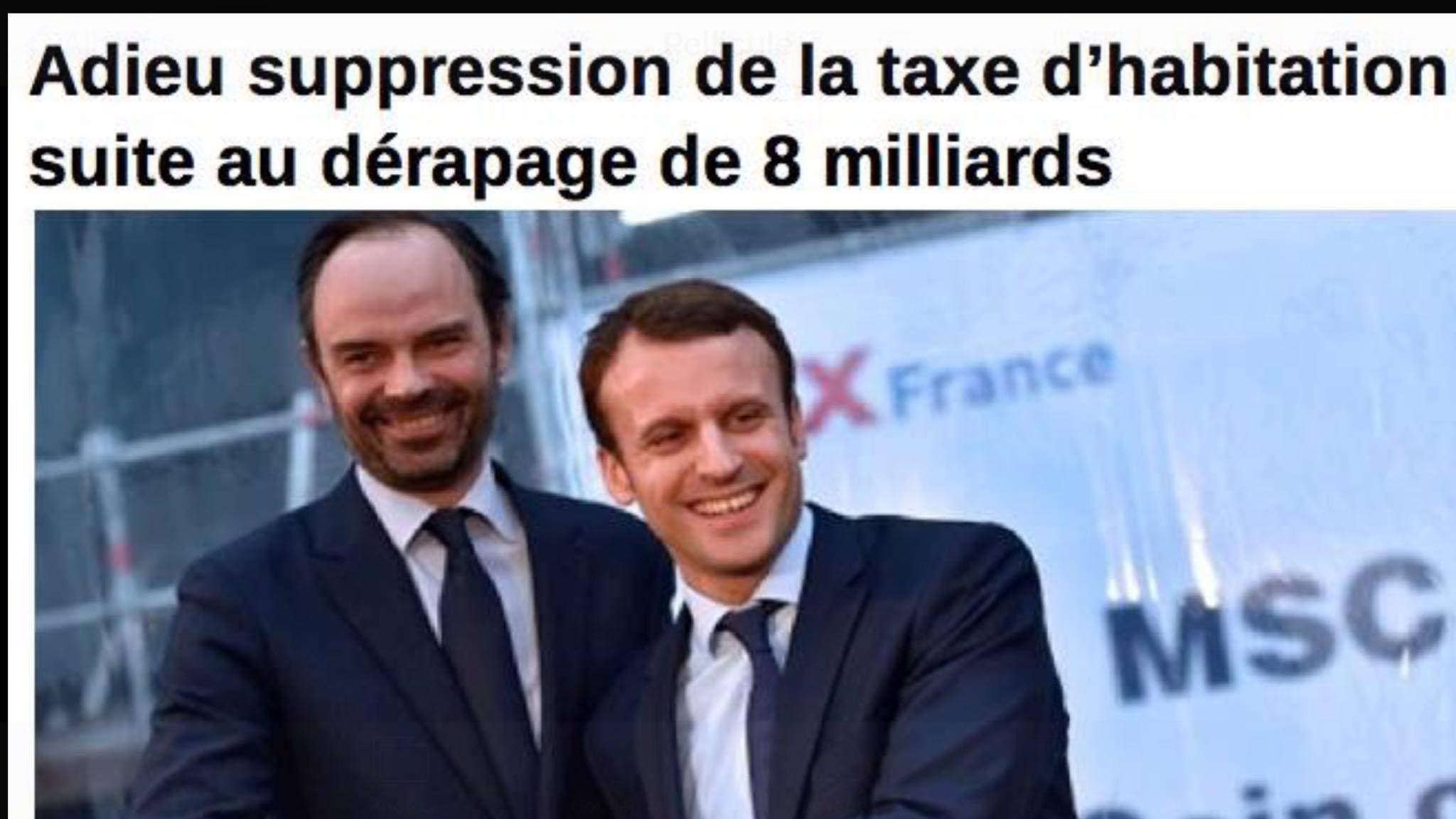 baisse des impôts