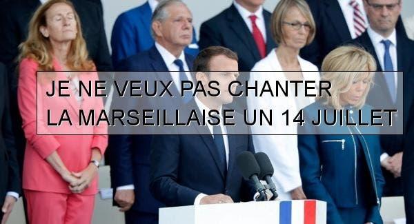 macron marseillaise