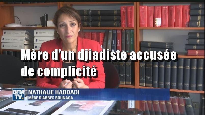 Nathalie Haddadi. CREDIT/Capture BFMTV