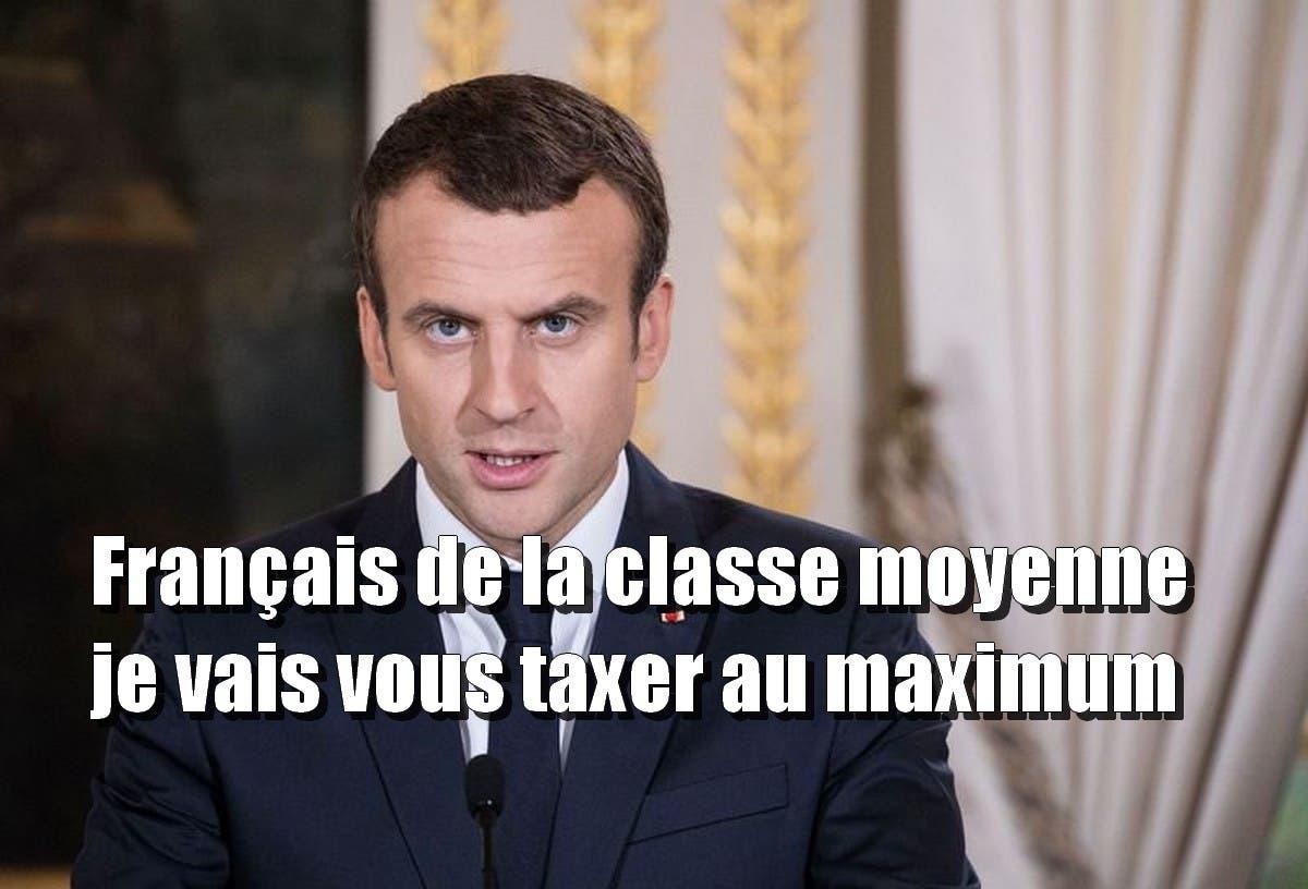 macron taxes