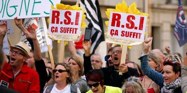 rsi suppression