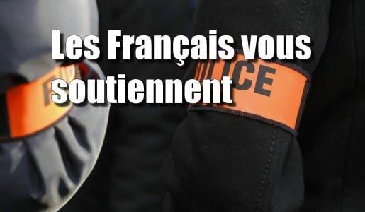 70 policiers des « Stups » déposent les armes pour dire leur colère contre le mépris de Macron