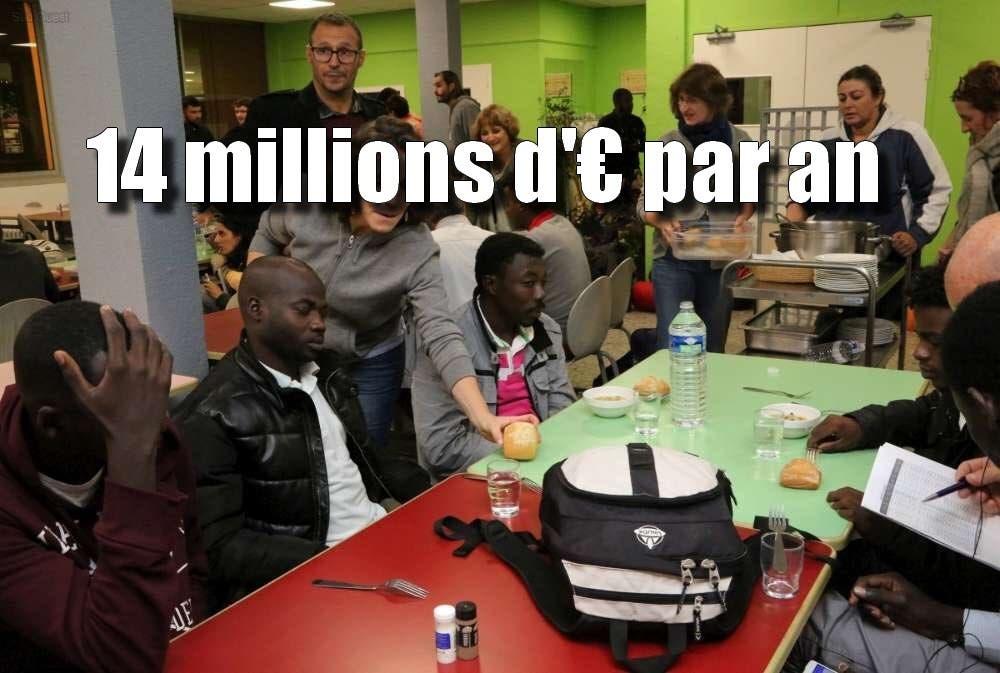 Migrants Paris 1
