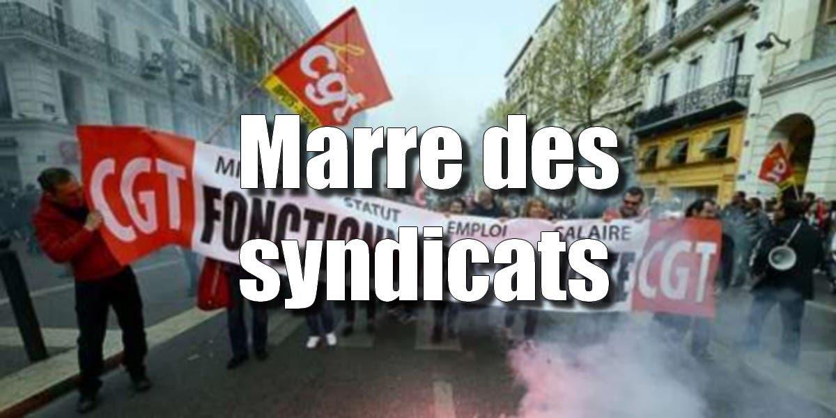 merde syndicat