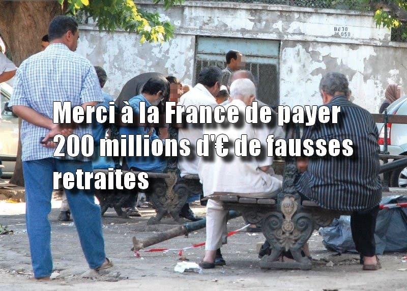 retraite algérie