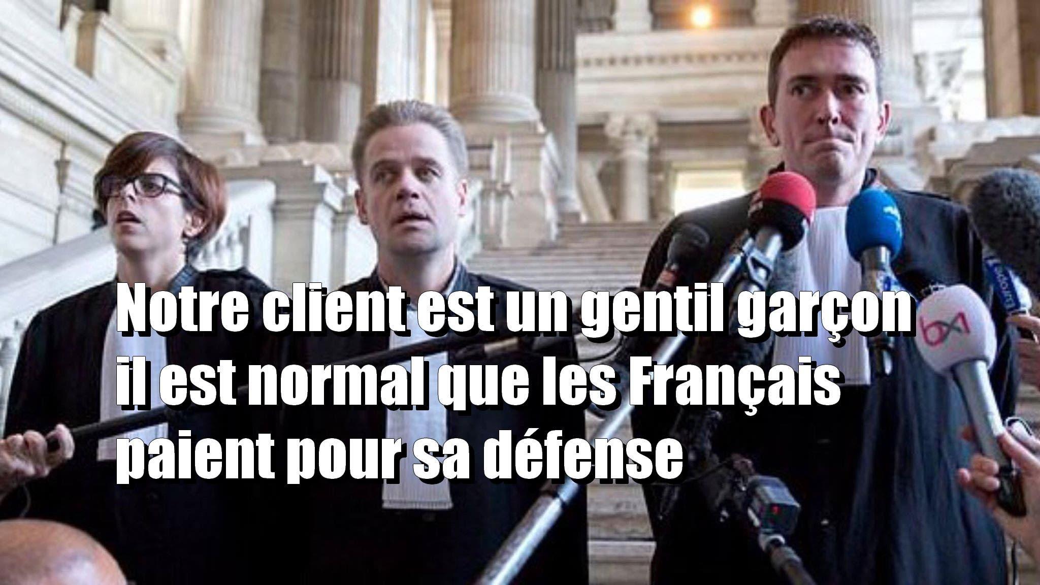 3 avocats
