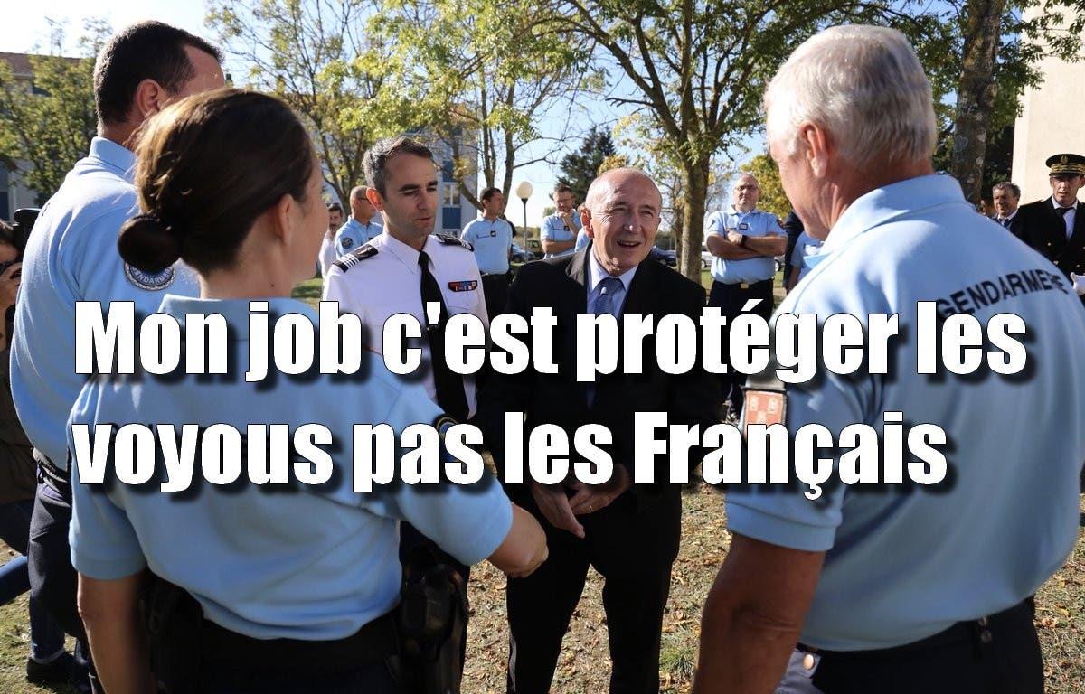 collomb gendarme