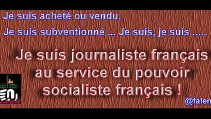 journaliste français