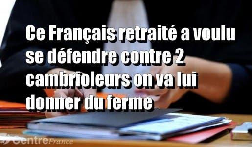 Deux-Sèvres : un retraité de 63 ans a ouvert le feu sur 2 voleurs qui cambriolaient sa grange. Il est mis en examen pour « homicide volontaire »