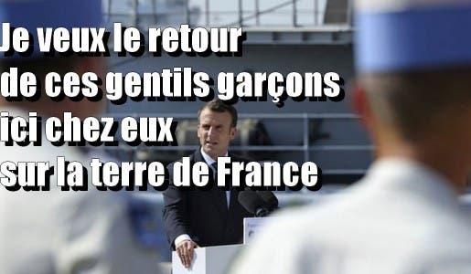 Pourquoi Macron doit changer d'avis et empêcher le retour en France des djihadistes « Français » de Syrie