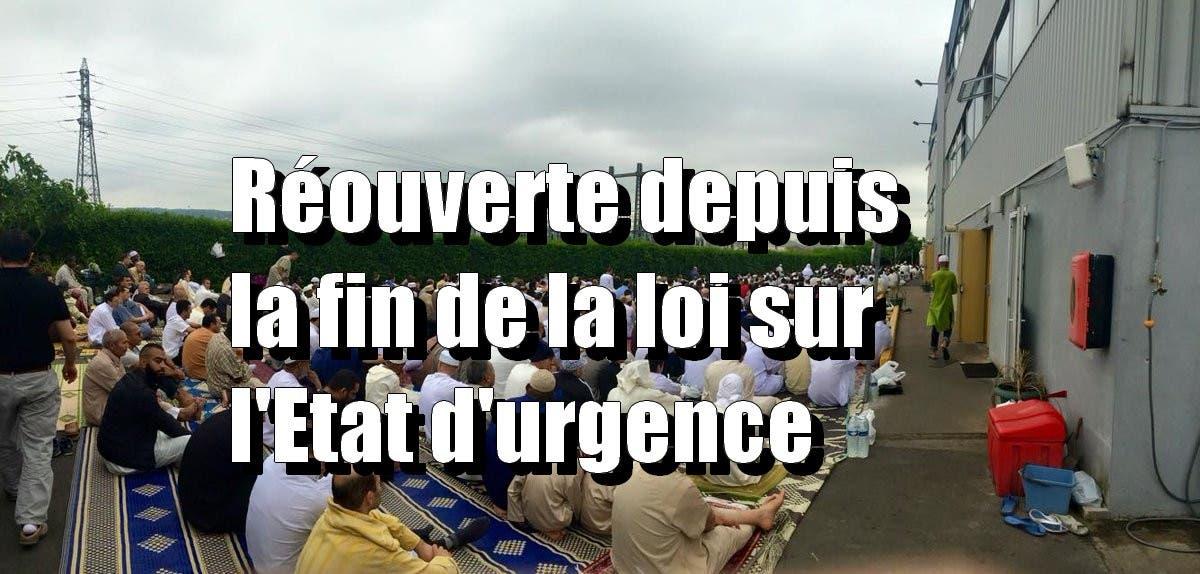 mosquée sartrouville