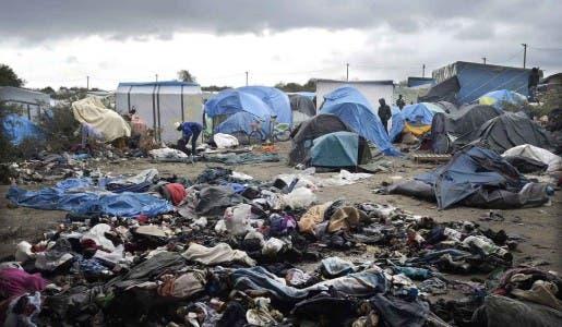 Calais : les pouvoirs publics lancent un appel afin que les habitants viennent nettoyer l'ex-jungle