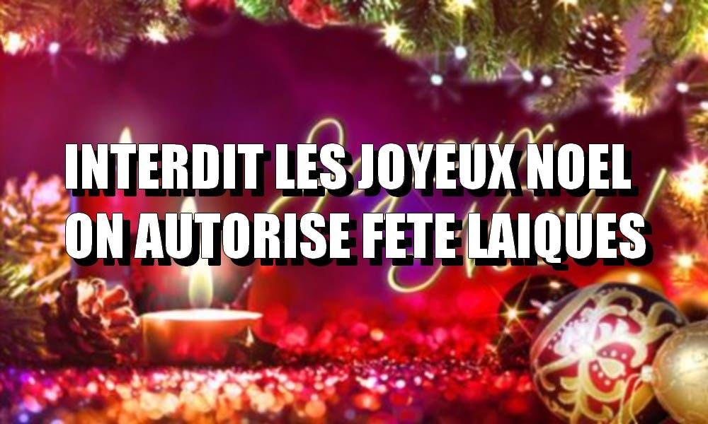 Comment Souhaiter Joyeux Noel Sur Facebook.Il Est Dorenavant Interdit De Souhaiter De Joyeuses Fetes De