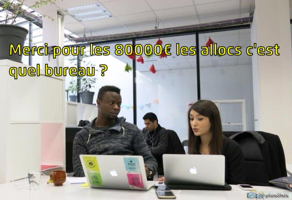 La mairie de paris offre 80 000 pour aider les migrants for Quelle entreprise creer en 2017