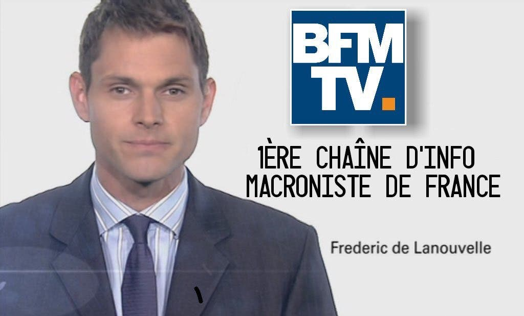 télé macroniste