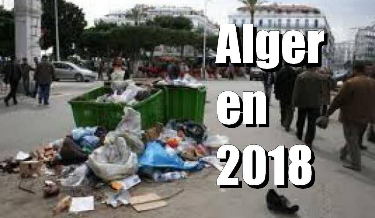 Alger-poubelle