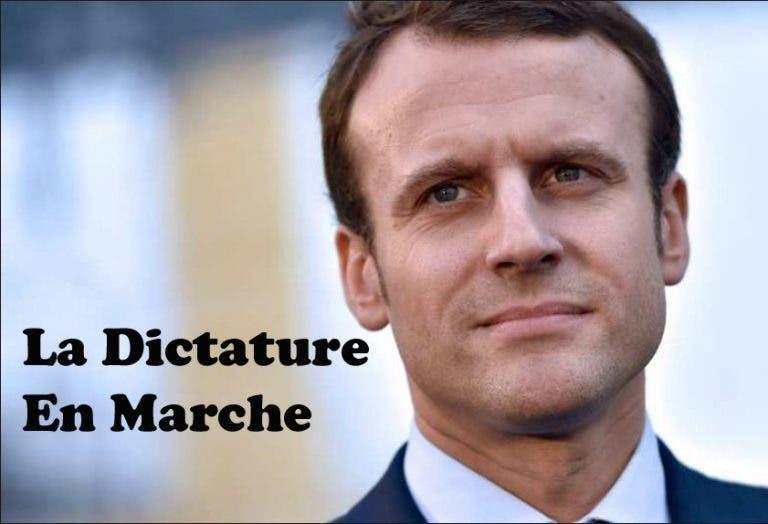 dictature en marche