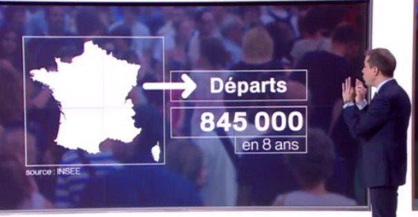 120 000 départs