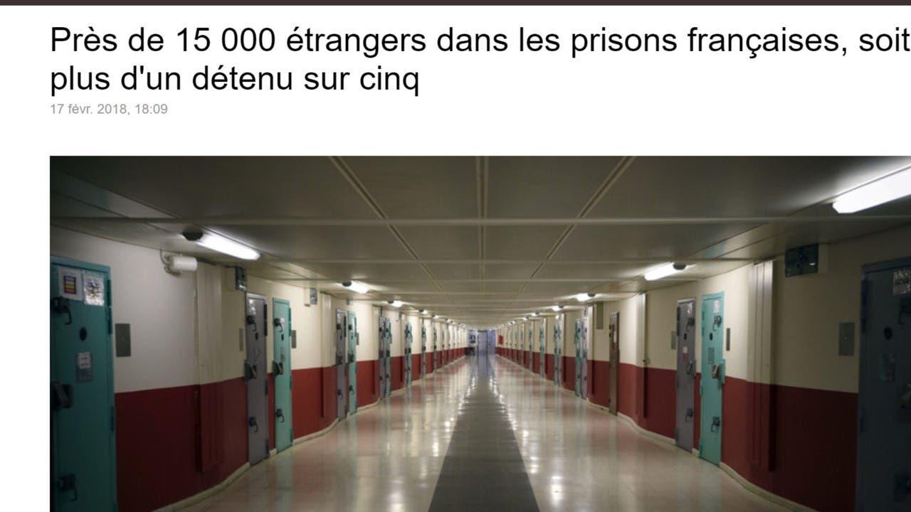 15000 détenus