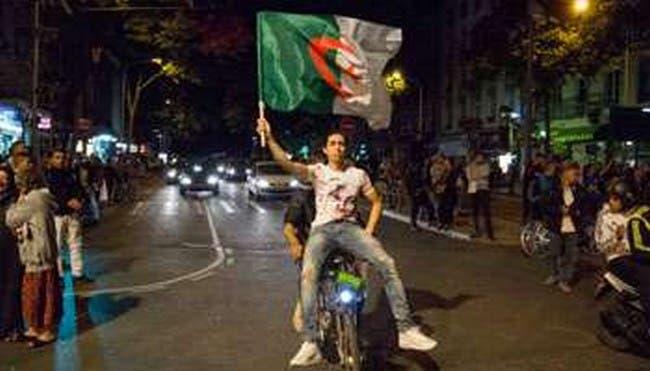 algérien en france