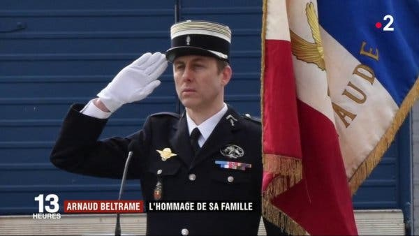 hommage gendarme