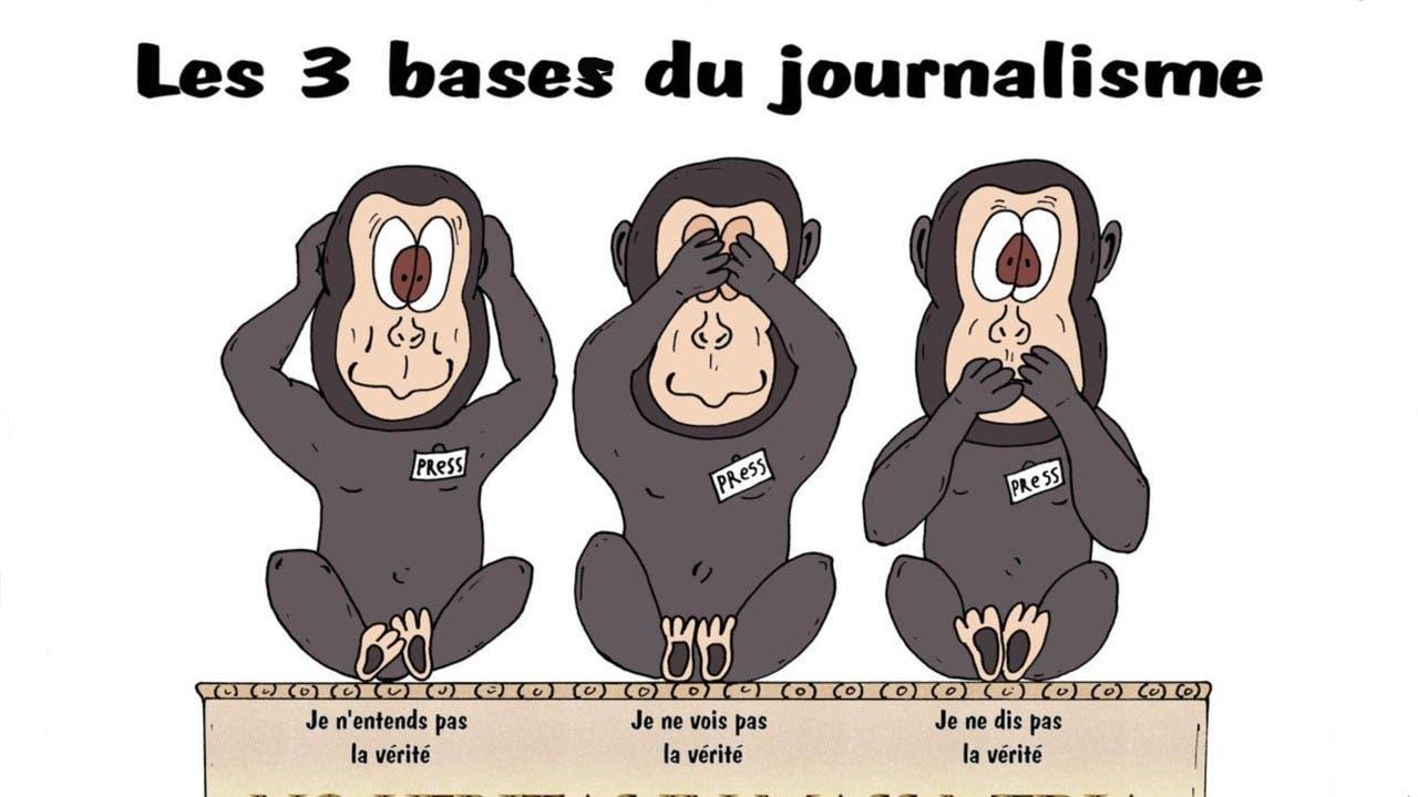 3 journalistes