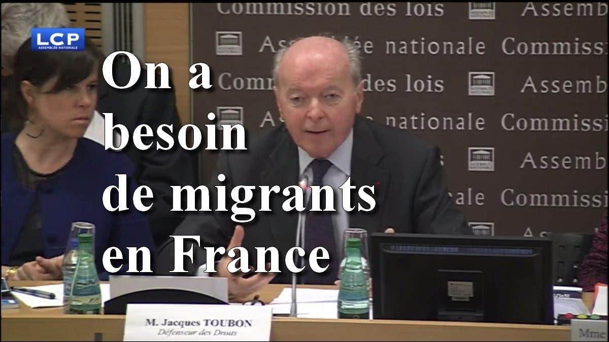 toubon migrants