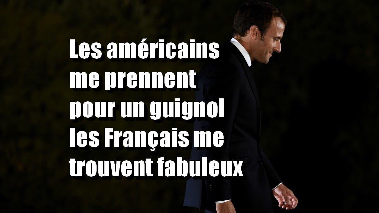 Macron times