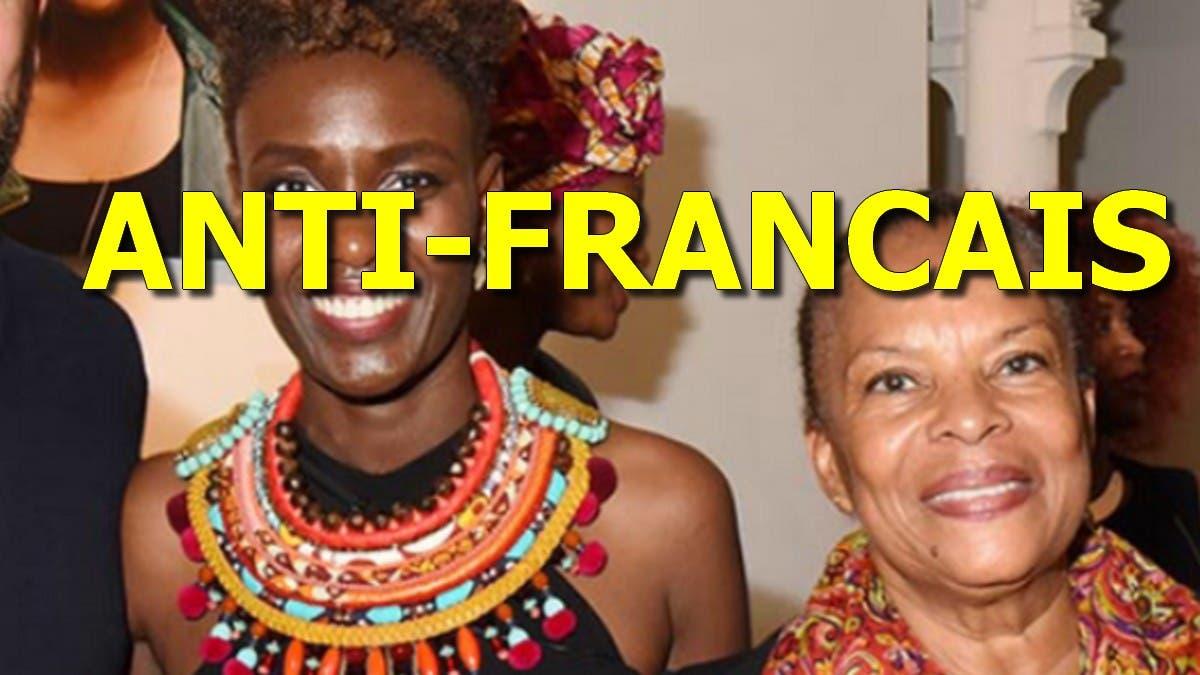 anti français