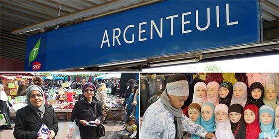 Argenteuil une ville de banlieue pionni re de l anti france bien entendu les m dias n en - Piscine argenteuil ...