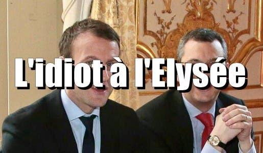 En 1 an de présidence Emmanuel Macron n'a rien réussi, et a échoué sur tout, voilà son bilan !