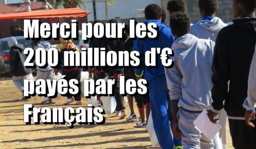 France : 200 millions d'€ seront consacrés à l'intégration des migrants financée à 75 % par les entreprises