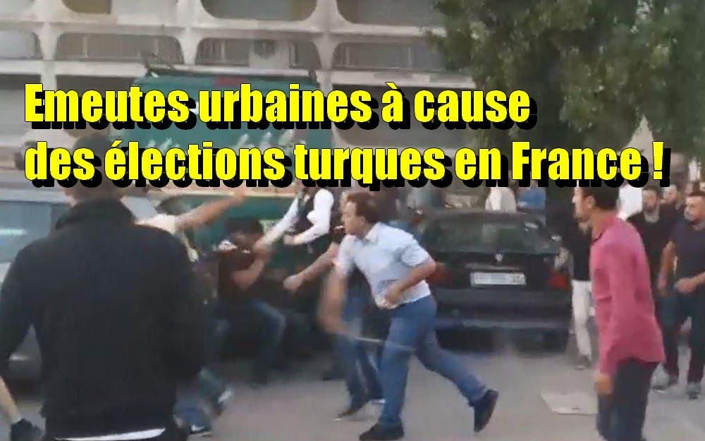 émeute turque