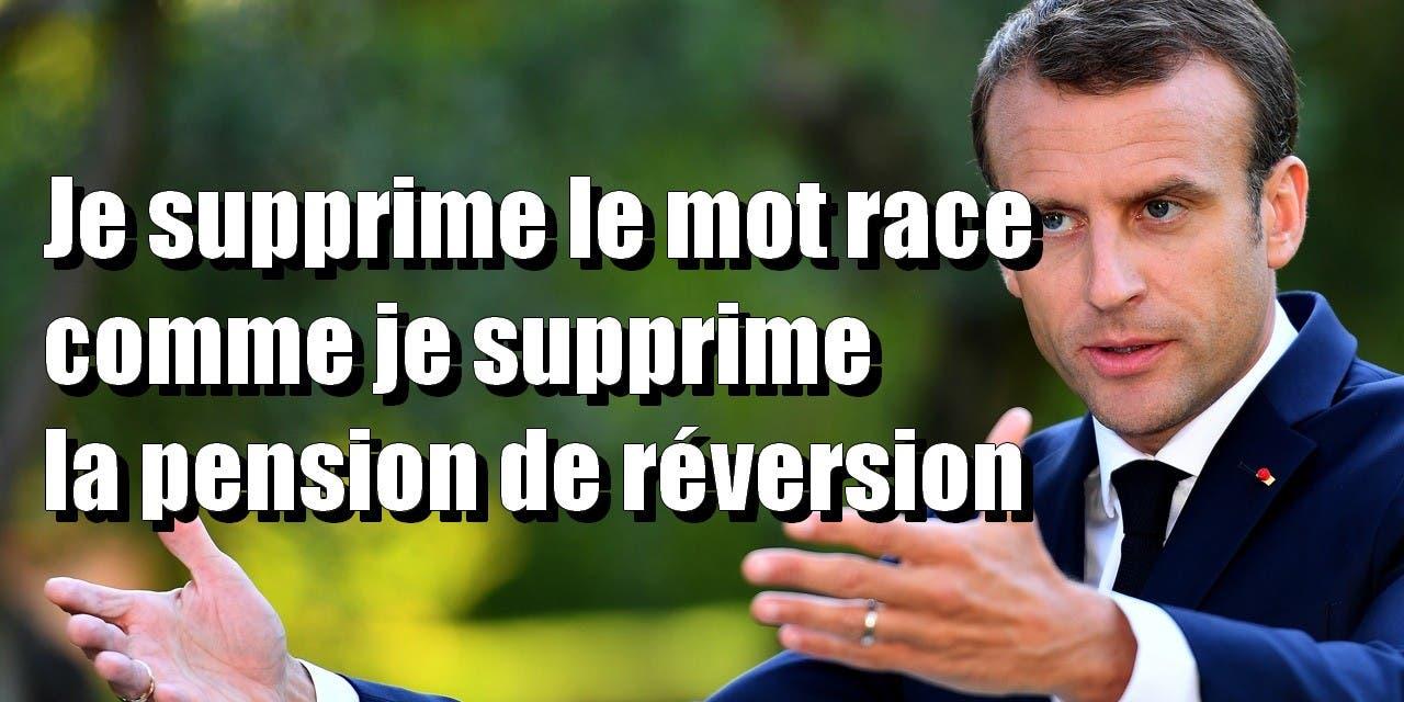 Macron-souhaite-voir-aboutir-la-suppression-du-mot-race-dans-la-Constitution