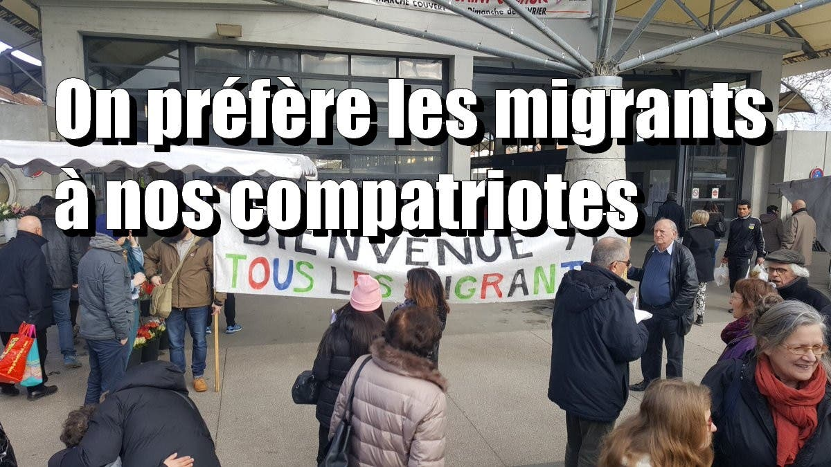 bienvenu migrant